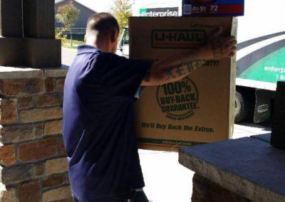box moving